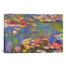 Water Lilies, 1916' by Claude Monet Graphic Art Print