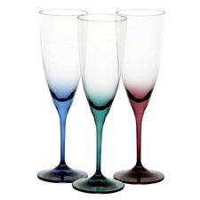 Jewels 220ml Champagne Flute (Set of 6)
