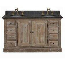 Vice 61 Double Bathroom Vanity Set by Loon Peak