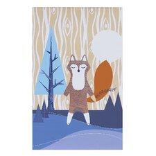 Delmer Fox Canvas Art