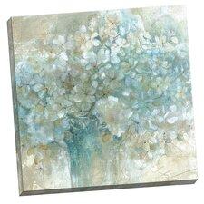 'Hydrangeas' Framed on Canvas