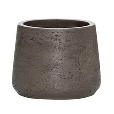 Petite Rough Textured Fiberstone Pot Planter