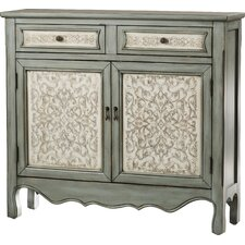 Palos Antique 2 Door Cabinet
