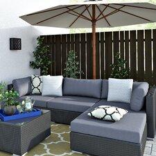 Sano 3 Seater Corner Sofa Set