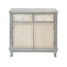 Smithville 2 Drawer 2 Door Cabinet