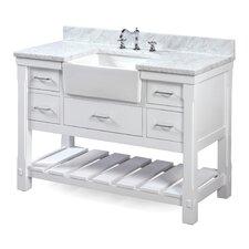 Charlotte 48 Single Bathroom Vanity Set by Kitchen Bath Collection