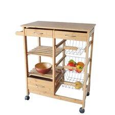 Jeanne Kitchen Cart