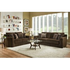 Milford Sofa and Loveseat Set by Latitude Run