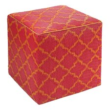 Merle Tangier Pouf Ottoman by Red Barrel Studio
