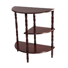 Multi Tiered End Table by Charlton Home