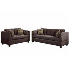 Esmond Jayden Sofa and Loveseat Set