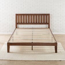 Dalila Solid Wood Platform Bed