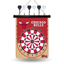 NBA Magnetic Dartboard Set