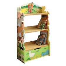 Happy Farm Children's 107.95cm Bookcase