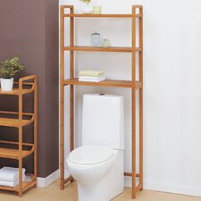 Berenice 28 W x 66.5 H Over the Toilet Storage by Winston Porter