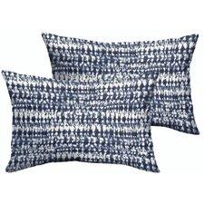 Costin Indoor/Outdoor Lumbar Pillow (Set of 2)