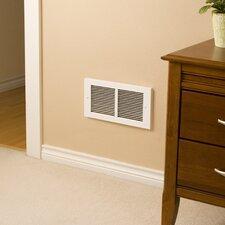 Register Series Electric Fan Wall Insert Heater