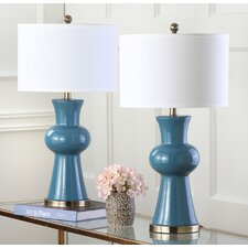 "Berneen Column 30"" Table Lamps (Set of 2)"