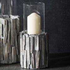 Windlicht Seabreeze aus Holz
