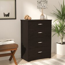 Everett 4 Drawer Chest