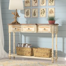 Eleanor 3 Drawer Console Table