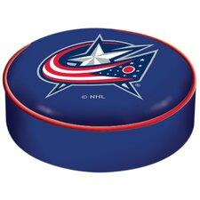 NHL Bar Stool Seat Slipcover