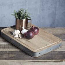 Industrial Kitchen Wooden Butcher's Block Chopping Board