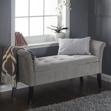 Andesine Upholstered Storage Bedroom Bench
