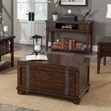 Aubrey Storage Trunk Table by Trent Austin Design