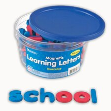 Magnetic Learning Letters Lowercase Letters