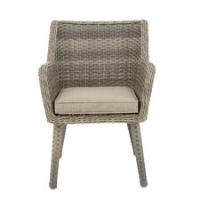 Piermont Dining Arm Chair with Cushion (Set of 2)