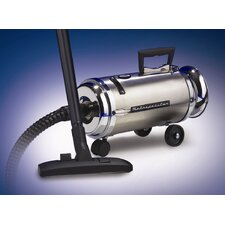 Compact Canister Vacuum Cleaner