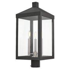 Abbas 3-Light Outdoor Lantern Head