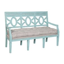 Azriel Upholstered Entryway Bench by Bungalow Rose