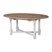 Ilda Oval Drop Leaf Console Table by One Allium Way