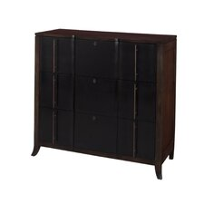 Robina 3 Drawer Accent Chest by World Menagerie