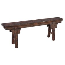 Peasant Wood Entryway Bench by Hekman