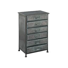 6 Drawer Accent Chest by Hekman