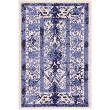 Chappel Blue Indoor/Outdoor Area Rug