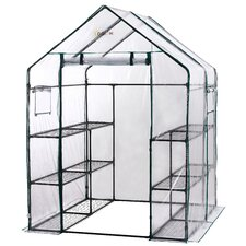 4.67 Ft. W x 4.67 Ft. D Greenhouse