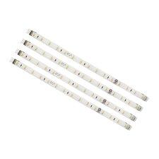 """LED 10"""" Under Cabinet Strip Light (Set of 4)"""