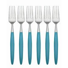 Terrace Juniper Dinner Fork (Set of 6)