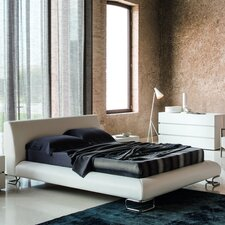 Lotto Upholstered Platform Bed