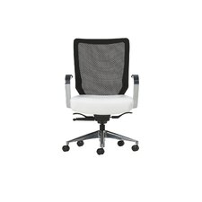 Code Conference High-Back Mesh Executive Chair by Trendway