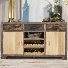 Burchett 2 Door Console Table by Loon Peak