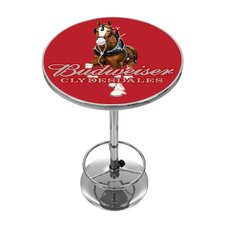Budweiser Clydesdale Pub Table