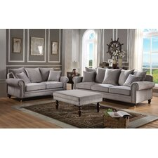 Hampton Sofa and Loveseat Set