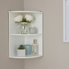 Turku 25 x 50cm Bathroom Shelf