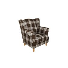 Castille Wingback Chair by August Grove