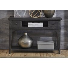 Cristal Console Table by Williston Forge